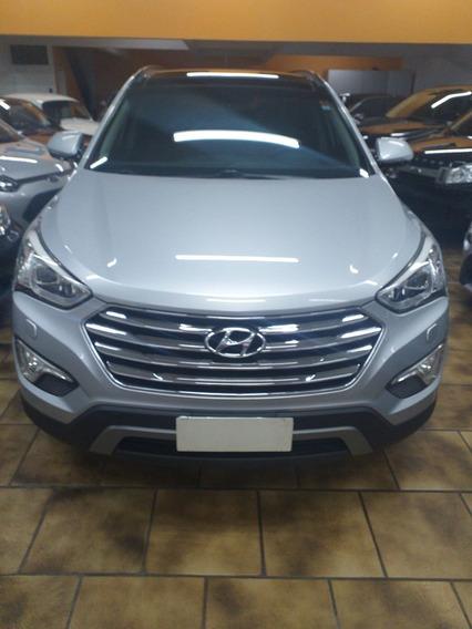 Hyundai Gran Santa Fé 7 Lugares 2014 Prata