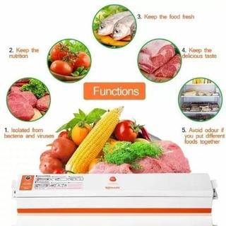 Maquina De Vacuo Para Alimentos Tintonlife 110v E 220v Nova