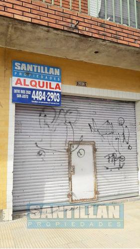 Local Comercial. Barrio Central. Rafael Castillo