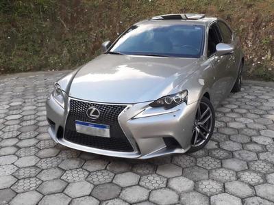 Lexus Is 2.5 F-sport Aut. 4p 2014