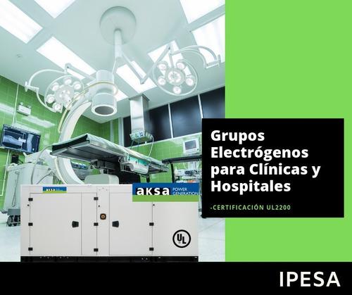 Grupos Electrogenos Trifásicos Aksa 60hz