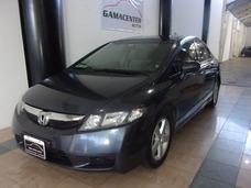 Honda Civic 1.8 Lxs Gris 2009