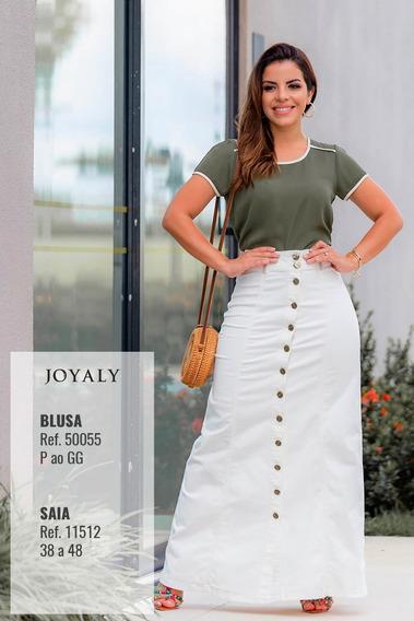 Saia Longa Joyaly - Cru