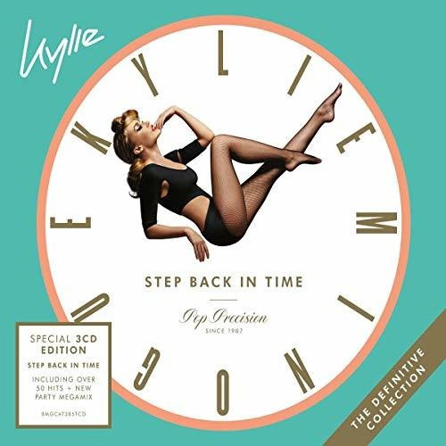 Cd : Kylie Minogue - Step Back In Time: The Definitiv (xd39)