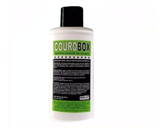 Hidratante De Couro Box 21 / 500 Ml