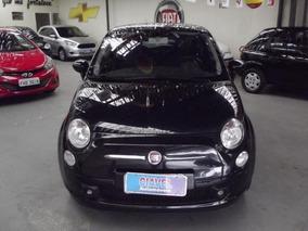 Fiat 500 Sport 2010 Completo Conservado Ciavel Automoveis