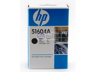 Cartucho De Tinta Hp 51604a Black