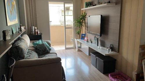 Imagem 1 de 12 de Apartamento Na Taquara Ci1542