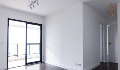Imagem 1 de 23 de Apartamento Com 2 Dormitórios À Venda, 62 M² Por R$ 754.000,00 - Alto Da Boa Vista - São Paulo/sp - Ap52263