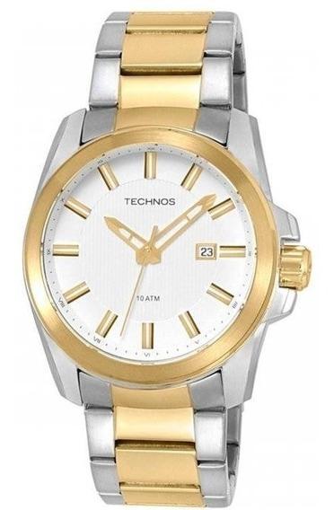 Relógio Technos Bicolor Masculino Luxo