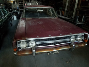 Ford Fairlane 71 Motor 6 Cilindros