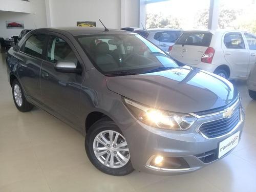 Imagem 1 de 12 de Chevrolet Cobalt Ltz 1.8 8v Flex, Cheiro De Zero Km, Eus6891