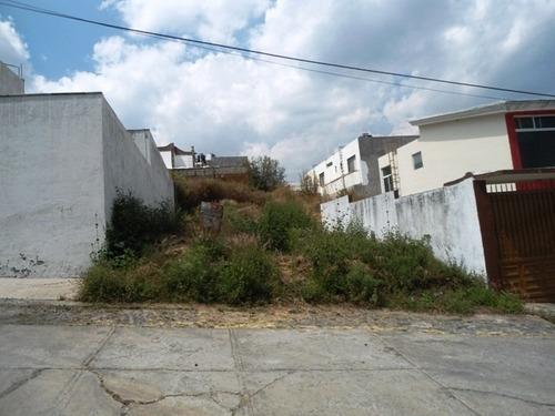 B3364. Seguridad Terreno En Fracc Rinconada De Zompantantle