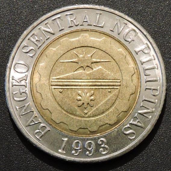 Filipinas 10 Piso Año 2000