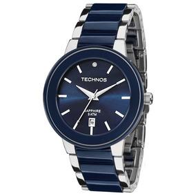 Relógio Technos Elegance Ceramic/s 2115krt/1a L3