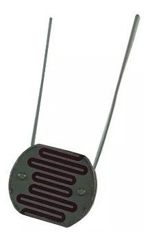 Kit 10 Ldr 10mm Fotoresistor P/ Pic Arduino Sensor De Luz