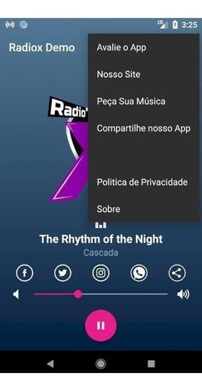 Aplicativo Android Para Web Rádios Super Moderno - 2019