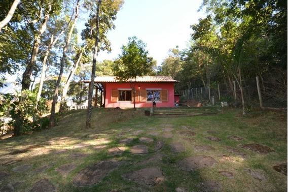 Casa Em Condomínio Com 3 Quartos Para Comprar No Condomínio Das Águas Claras Em Brumadinho/mg - 447