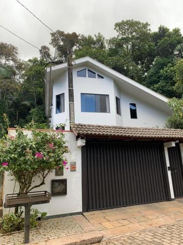 Imagem 1 de 30 de Casa No Saguaçú Com 3 Quartos Para Venda, 217 M² - Kr362