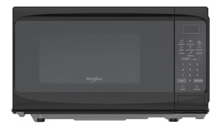 Microondas Whirlpool WM1507 negro 19.8L 110V