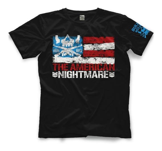 Cody Rhodes Bullet Club Camiseta Lucha Libre Njpw-roh-wwe