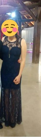 Vestido De Festa Rendado