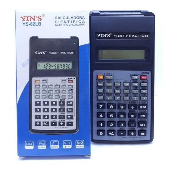 Calculadora Cientifica Yins Original + Brinde