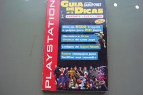 Revista Super Gamepower Guia Dicas 2 / Esporte Luta Tiro