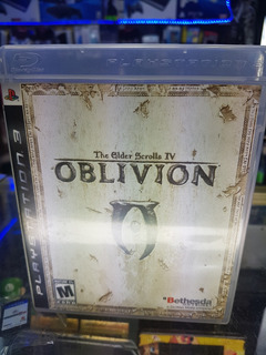 The Elder Scrolls Iv - Oblivion Para Ps3