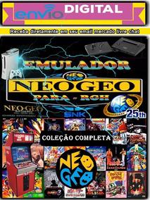 Emulador De Neogeo Mult Retro Xbox 360 Rgh Envio Digital