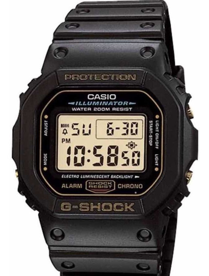 Relógio Casio G Shock Dw-5600eg Série Ouro- Novo- Garantia