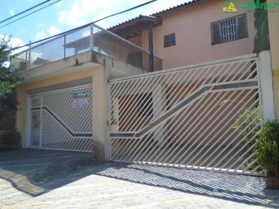 Aluguel Sobrado 3 Dormitórios Parque Continental Ii Guarulhos R$ 1.900,00 - 29837a