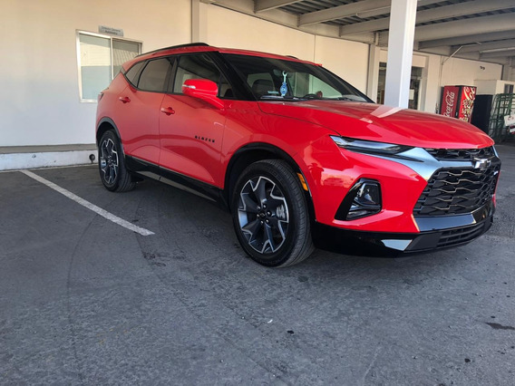 Chevrolet Blazer Rs Motor V6, 3.6l At 2019