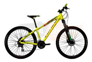 Bicicleta Venzo 27.5 24 Vel Frenos Hidraulico Fx-7 Dirt Jump