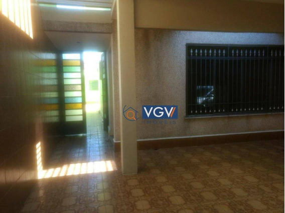 Sobrado Com 3 Dormitórios À Venda, 180 M² Por R$ 689.000,00 - Jabaquara - São Paulo/sp - So0023