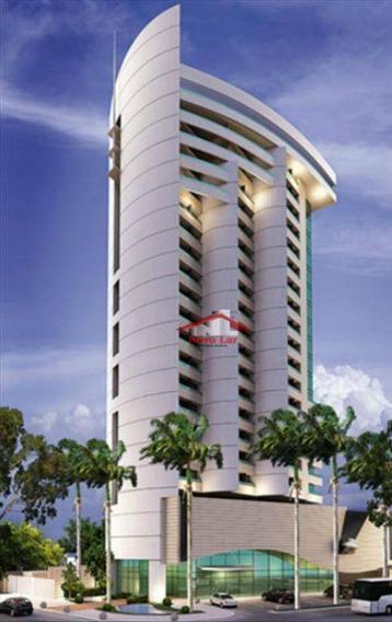 Sala Para Alugar, 36 M² Por R$ 1.250/mês - Fátima - Fortaleza/ce - Sa0078