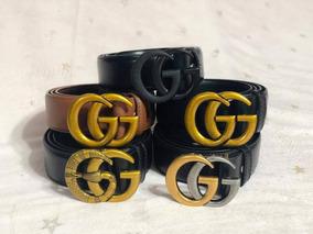 Correas Gucci, Lv, Ferragamo, Versace