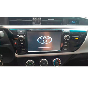 Central Multimidia M1 Motor One Original Toyota Corolla 2015