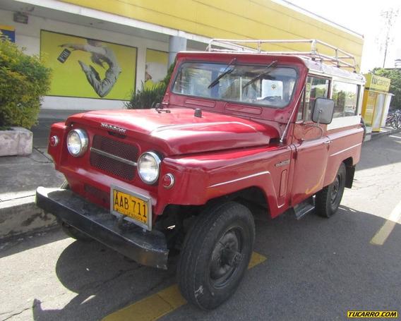 Nissan Patrol 3.000 C.c. Mt 4x4