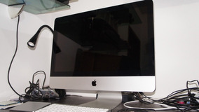 iMac 2011 21 I7, 16g De Ram, 120g Ssd+1t Hd Video Dedicado