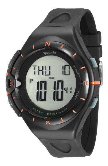 Relógio De Pulso Com Monitor Cardíaco Speedo Cód58010g0evnp1