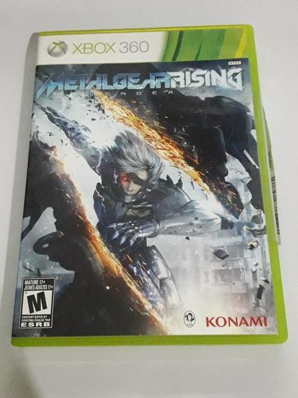 Metal Gear Rising Xbox 360 Usado