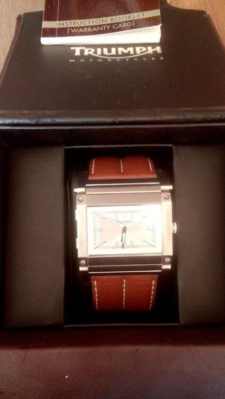 Relógio Triumph Original Flip Analógico - Digital / Na Caixa