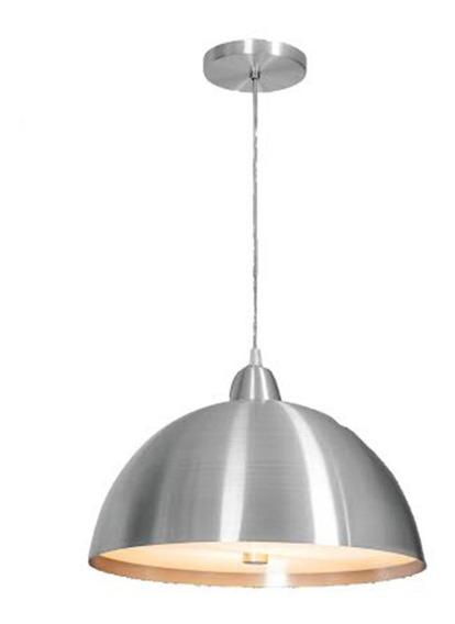 Pendente Alumínio Com Difusor Em Acrílico 1803 Bf