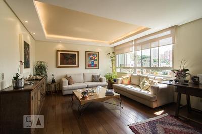 Apartamento No 9º Andar Mobiliado Com 4 Dormitórios - Id: 892861452 - 161452