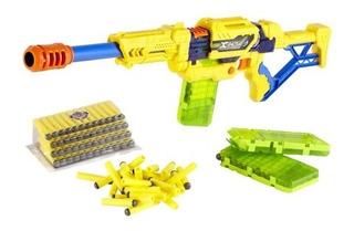 Pistola Lanza Dardos 100 Pieza X-shot Max Attack Clip Blastr