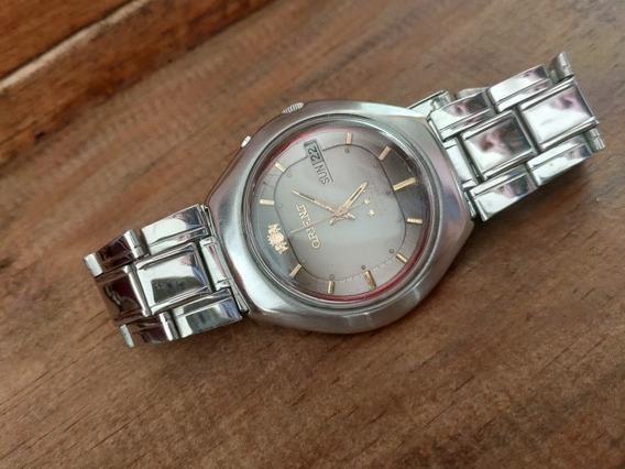 Relógio Orient Automático 469-730 Leia A Descrição