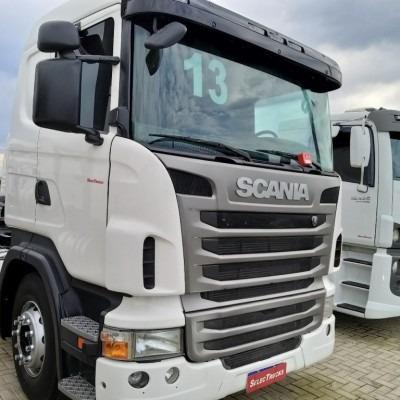 Scania R 440 6x4 Automático 2013 Teto Alto Selectrucks