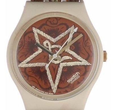 Relógio Swatch Mariachi Gw115 1994 Mexicano Suíça
