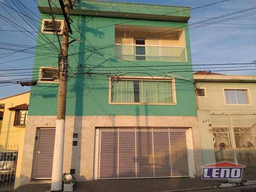 Imagem 1 de 29 de Sobrado Com 4 Dormitórios À Venda, 180 M² Por R$ 1.150.000,00 - Penha De França - São Paulo/sp - So0439